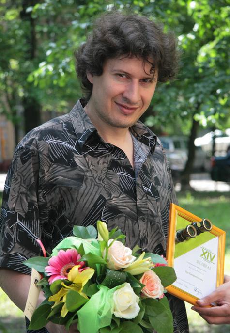 "Корреспондент ""МК"" стал лауреатом премии ""Театрал"""