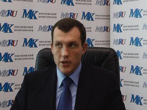 Префект Северо-Западного административного округа Москвы Владимир Говердовский поговорил считателями «МК»