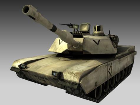 В музее будет тепло, как в танке