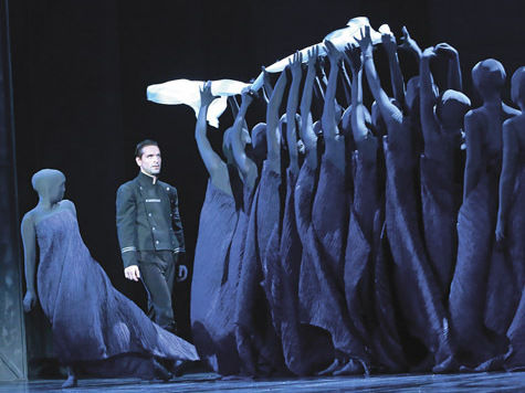 В Вахтанговском опять дают балет