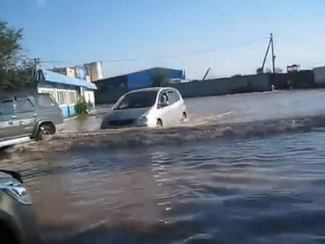 Хабаровск готовят к эвакуации