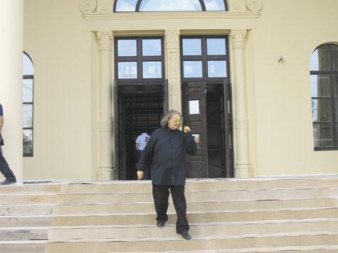 Театр Александра Градского откроется в следующем году