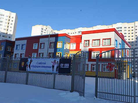 Благодаря «СУ-155» в прошлом году детских садов стало на 10 больше