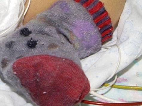 МЧС летит во Францию за недоношенным младенцем