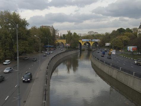 Власти СВАО подняли реки