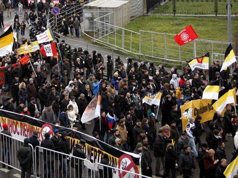 Федерация мигрантов России подала заявку на митинг 4 ноября, в мэрии ее не получили