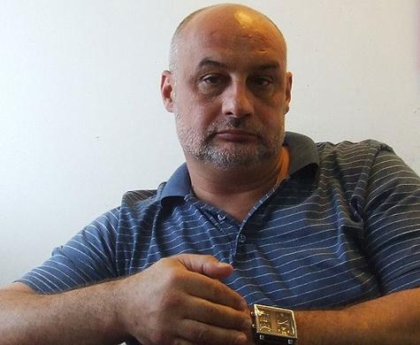 Сергей Говорухин о себе