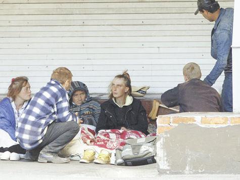 Бездомных Москвы хотят вернуть в их квартиры