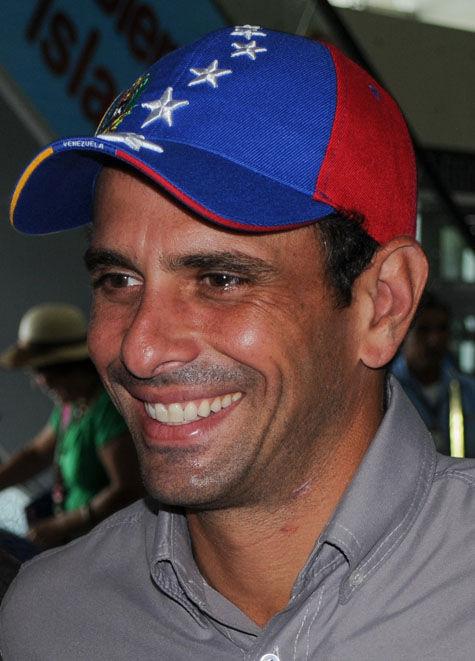 Зарубежные визиты лидера венесуэльской оппозицией связаны с интересными совпадениями