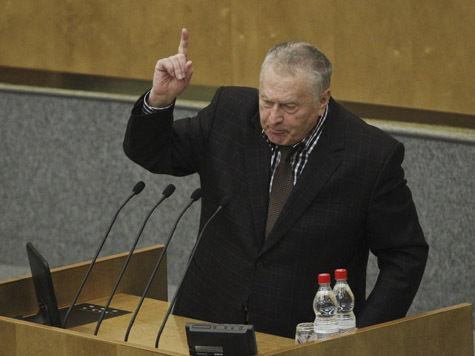 Жириновский с героином и грязью назажигал на три статьи