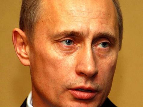 Путин навестил Невского