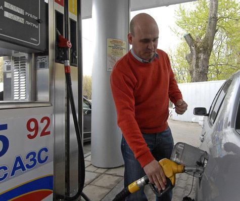 Цены на бензин вырвались на волю