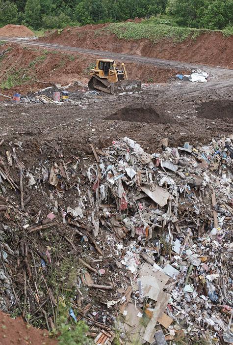 Московский мусор — денежный мешок