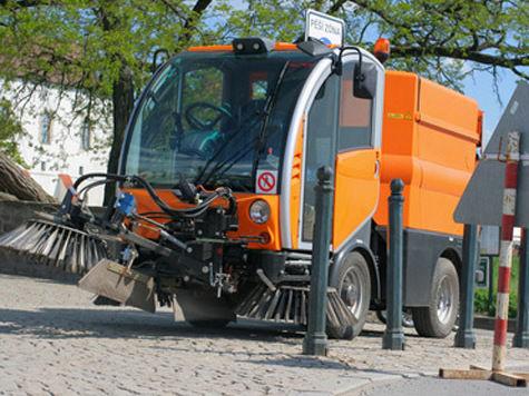 Уборочные машины будут чистить трассы по графику