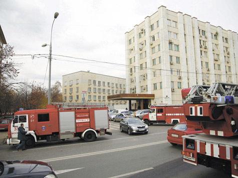 Власти столицы возмущены инцидентом в редакции «МК»  и считают, что хулиганы хотели запугать журналистов