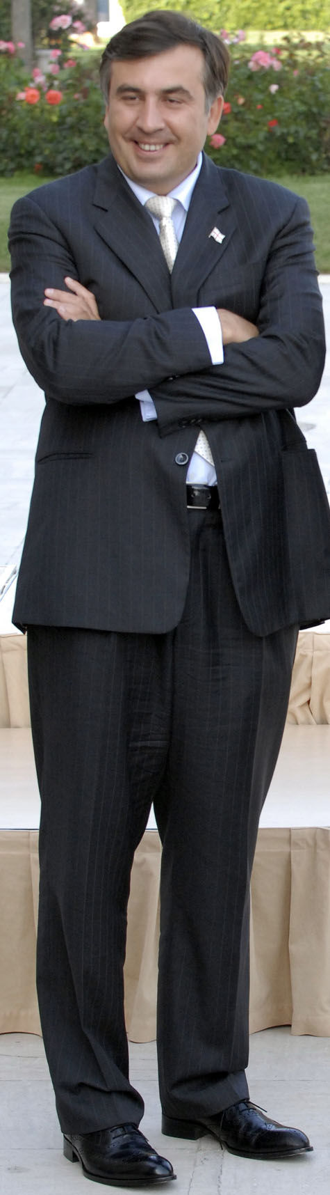 Саакашвили не намерен сотрудничать со следствием по вопросу августовской войны