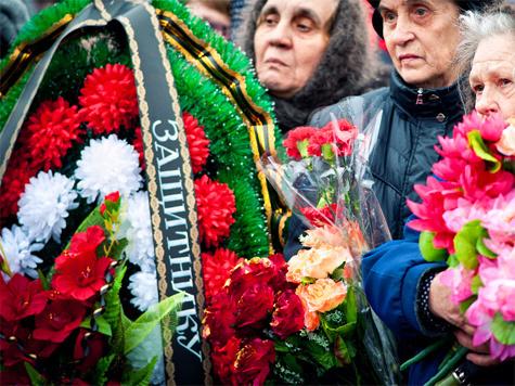 Буданов будет похоронен с воинскими почестями