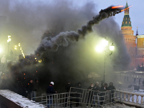 Кавказцы митинговали в Общественной палате