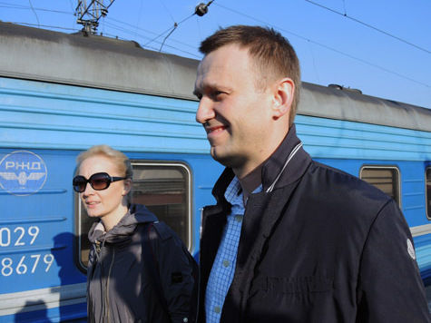 Навальный о новом уголовном деле: «Кафка, бла-бла-бла»