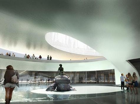 Дизайнер Борис Краснов — о российском павильоне на ЭКСПО-2010 в Шанхае