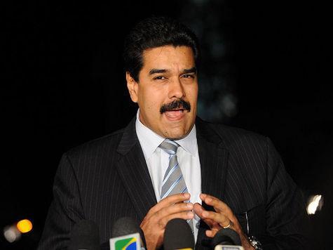 Преемник Уго Чавеса Николас Мадуро принял присягу
