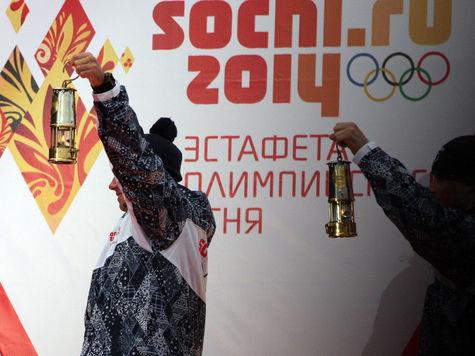 В продаже осталось 40% билетов на Олимпиаду в Сочи