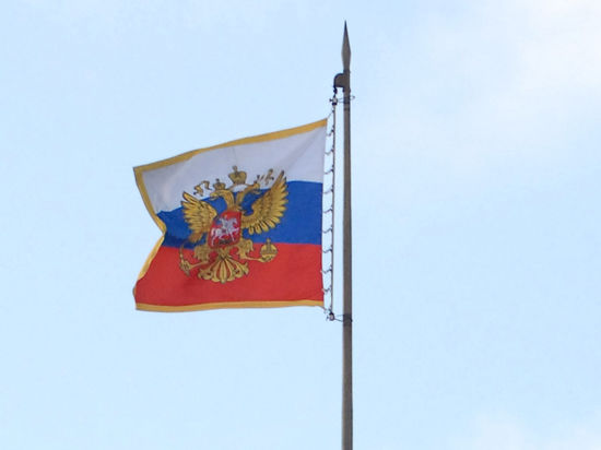 Харьков поднял флаг России
