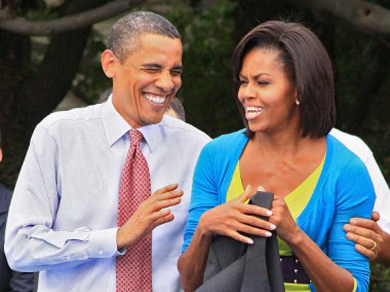 Барак и Мишель Обама нацелились на развод?