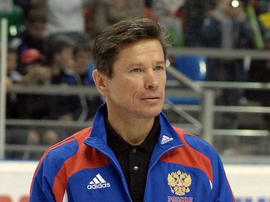 Быков и Захаркин возглавили питерский СКА