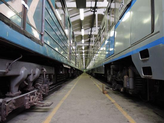 Столичная подземка закупит 900 новых вагонов