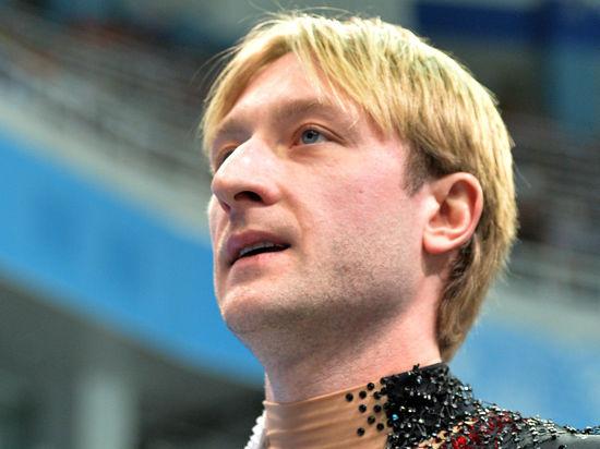 Евгений Плющенко: «А что мне надо сказать Ковтуну? Ну, я поздороваюсь...»
