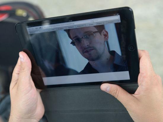 Эдвард Сноуден: обвинения в работе на российскую разведку абсурдны