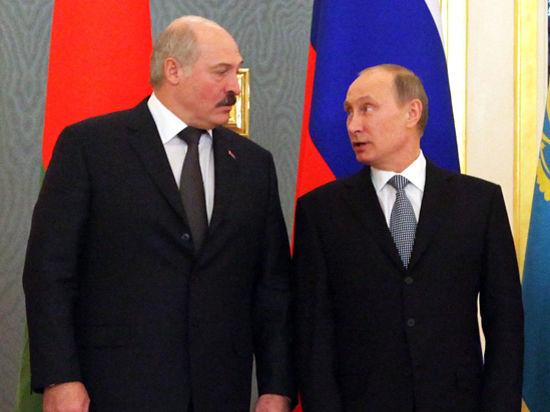 Путин и Лукашенко договорились до миллиардного кредита Минску