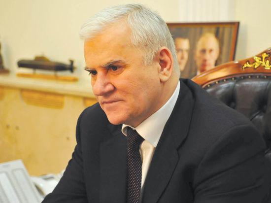 Дагестанские ополченцы выступили в поддержку Саида Амирова