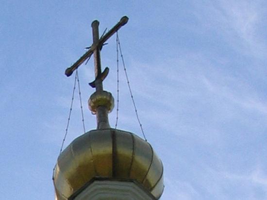 В Рузском районе освятили храм-памятник воинам-сибирякам