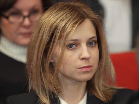 Крымский «прокурор-тян» Поклонская пошла на повышение