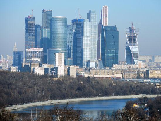 В столице построят башни-близнецы