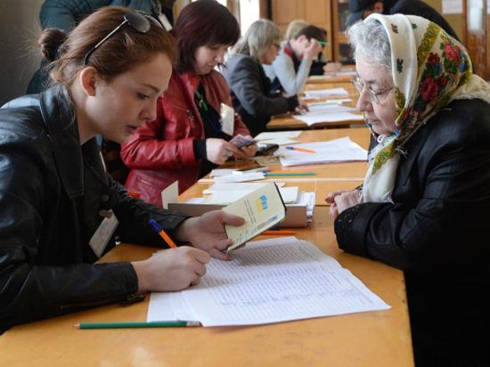 На референдуме в Крыму проголосовало небывалое количество избирателей