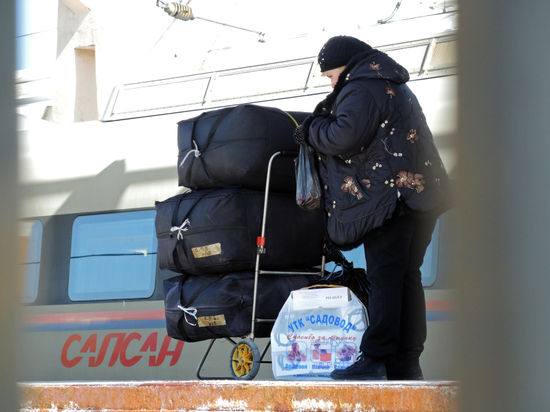 Новый русский прожект: Летающий поезд понесет сибирских ученых со скоростью 600 км/час