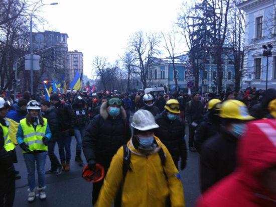 На Украине объявили об отмене создания Донецкой республики