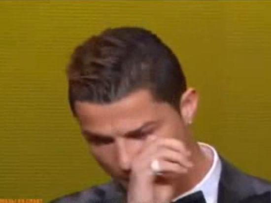 «Золотой Мяч» получил Криштиану Роналду