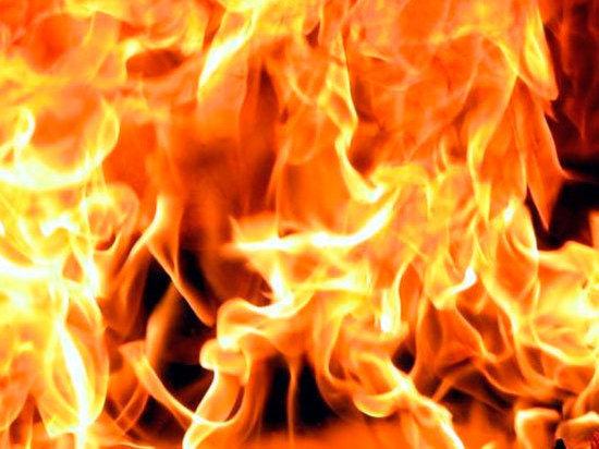 Четыре человека сгорели в деревянном доме в Подмосковье