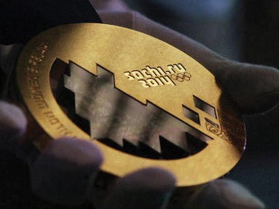 Олимпийцам четырех стран направлены сувенирные медали с фрагментом челябинского метеорита