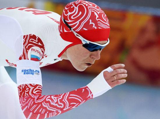Ольга Граф добыла России первую медаль Игр в Сочи