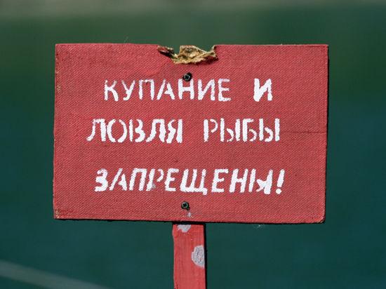 Рыбная ловля в московском регионе будет запрещена с 10 апреля по 10 июня