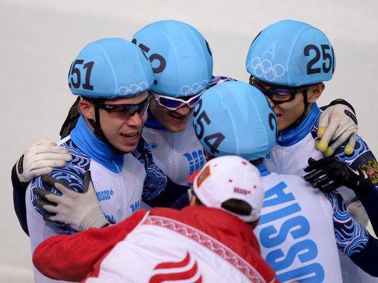 Шорт-трекисты с Виктором Аном принесли России два золота