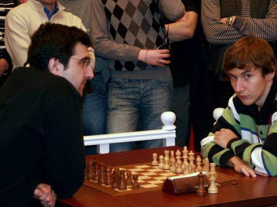 Сенсация №1: Ананд на турнире претендентов обыграл Ароняна!