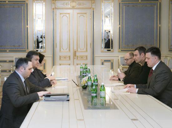 Янукович: хроника широко необъявленной смерти