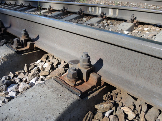 Случайная «девятка» пустила под откос поезд в Татарстане