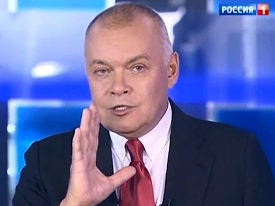 «Оскароносный» Дмитрий Киселев не уйдет с телевидения